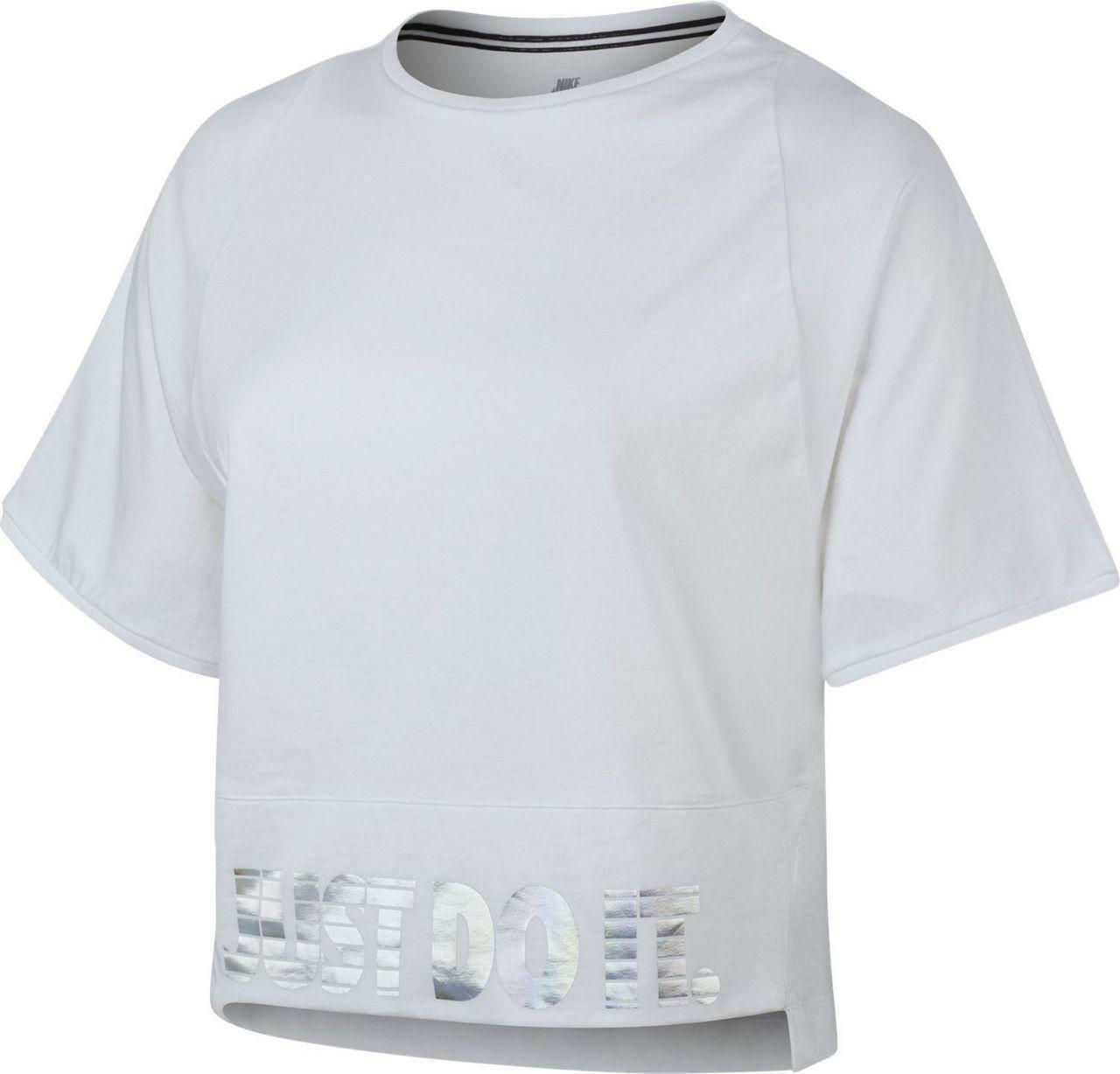 t shirt nike femme blanc