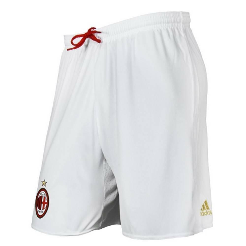 adidas adidas ac milan away replica pantaloncini calcio 2016/2017