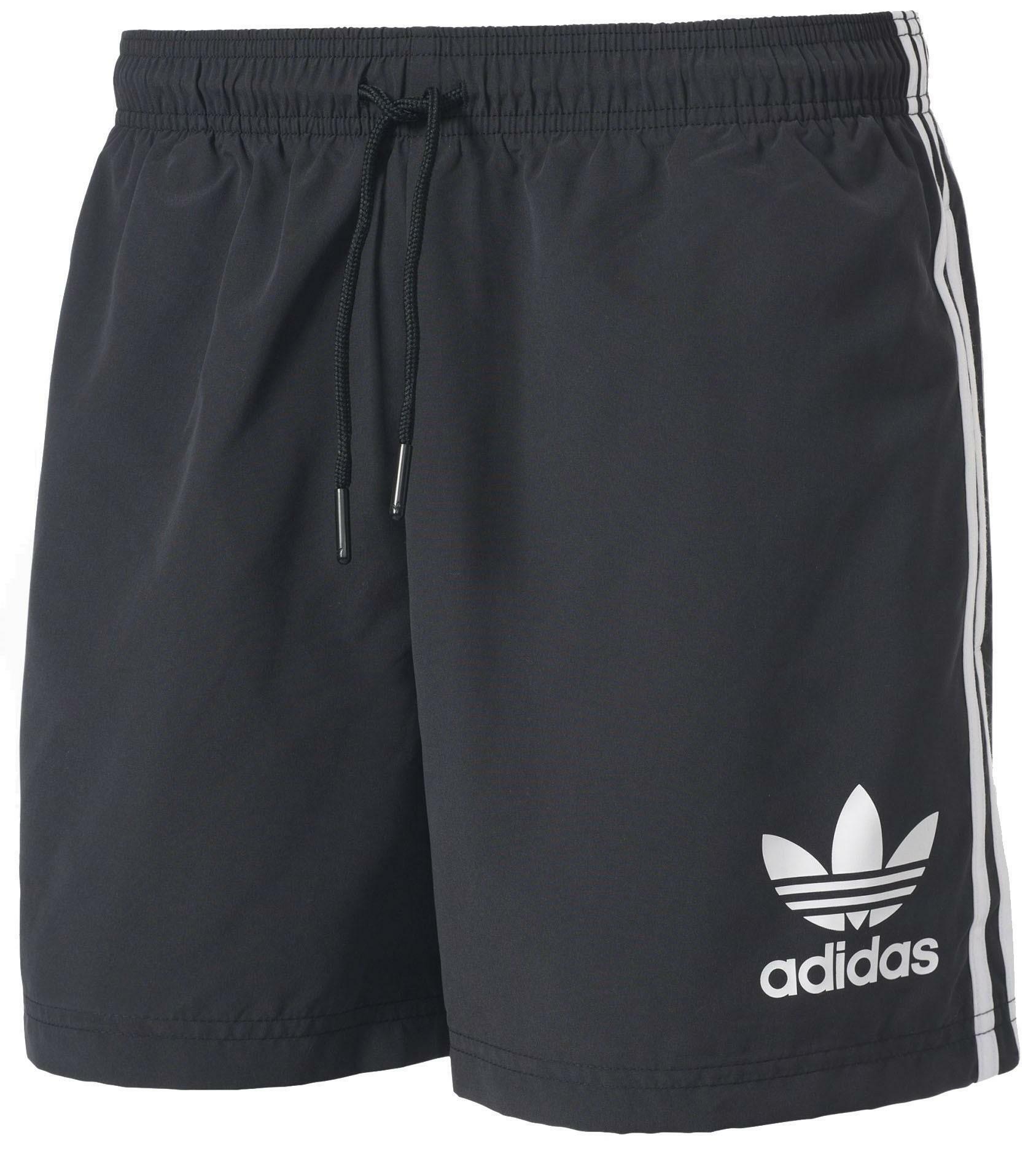 adidas adidas clfn costume pantaloncino uomo nero