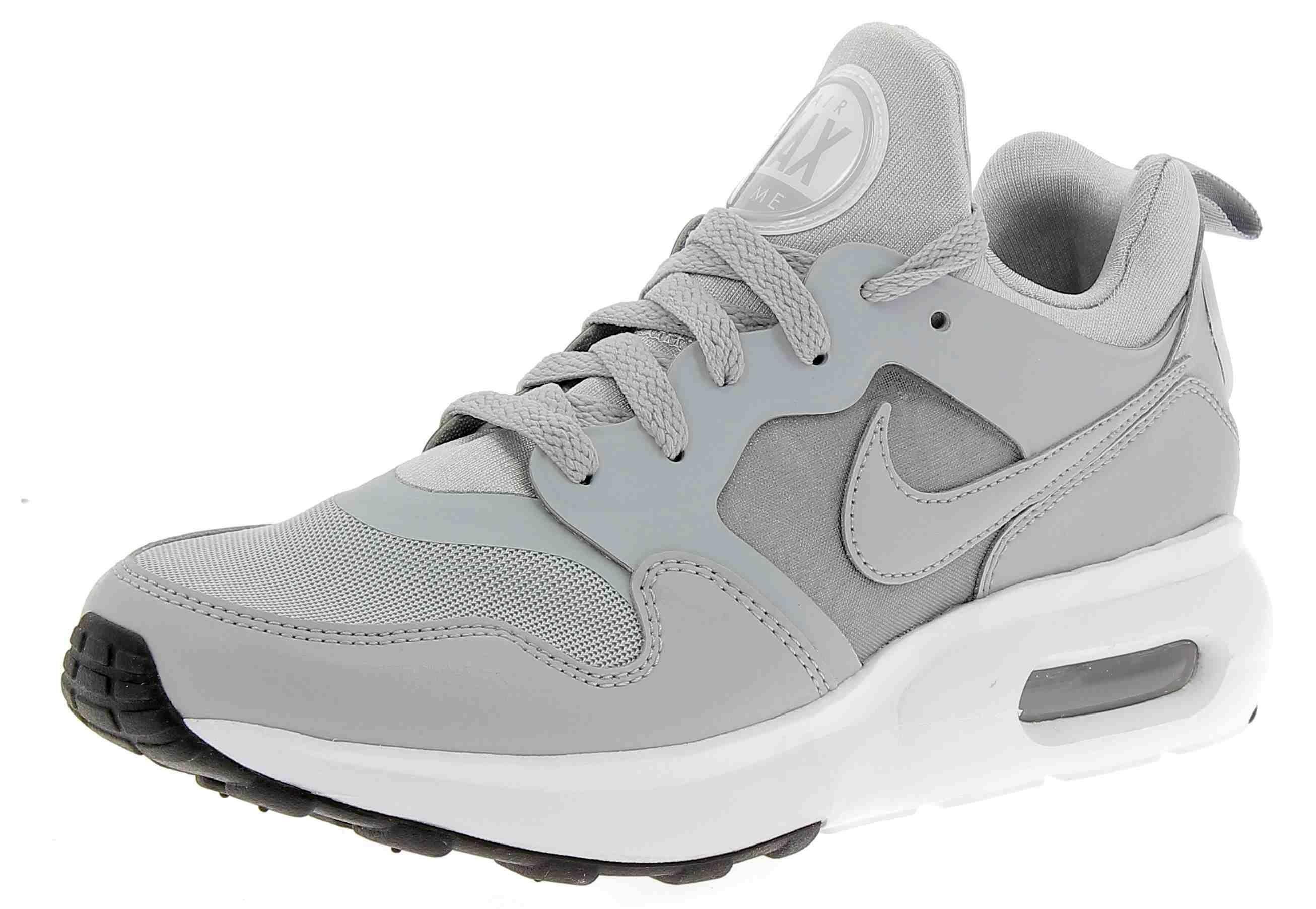 nike nike air max prime scarpe sportive uomo grigie