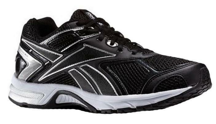 separation shoes 4b53a 8f891 Reebok pheehan run 3.0 scarpe running uomo nere pelle tela v67813