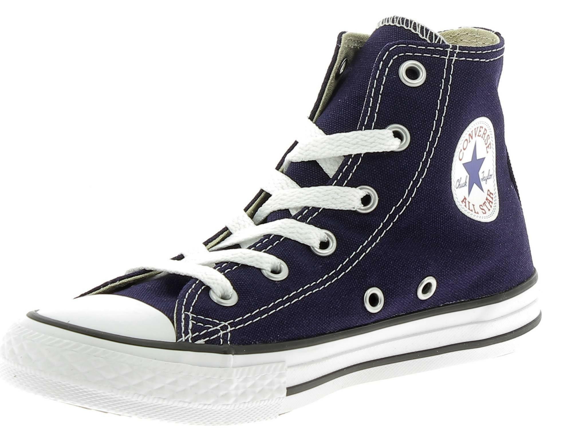 converse converse ctas hi scarpe sportive bambina blu