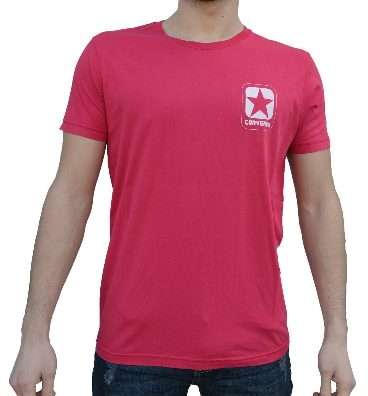 converse converse t-shirt uomo 7301-600
