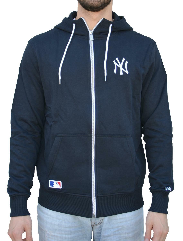 new era new era team apparel giacchetto uomo blu 11517708