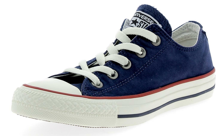 converse converse ctas ox scarpe sportive blu