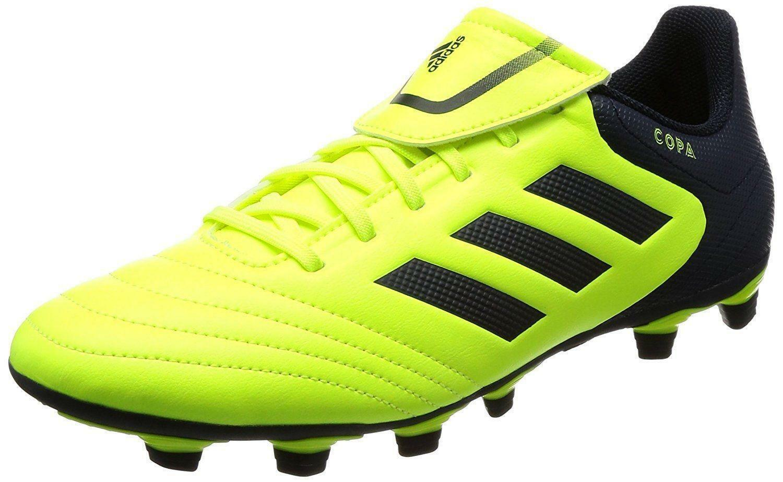 adidas adidas copa 17.4 fxg scarpini calcio uomo gialli neri