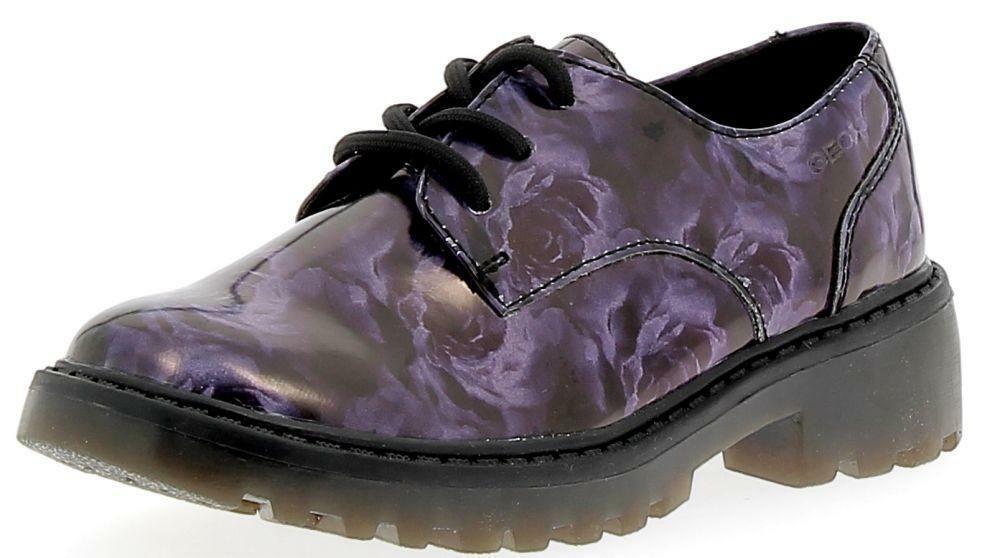 geox geox j casey scarpe bambina viola