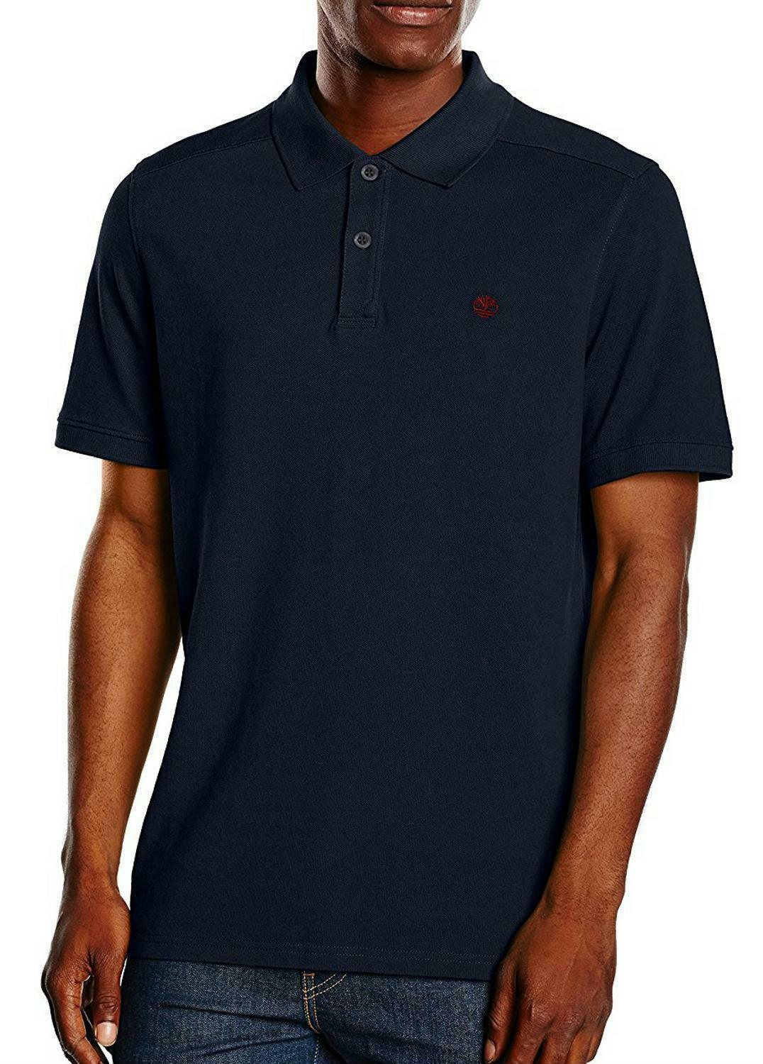 timberland timberland ss millers river polo uomo blu a1s4j433