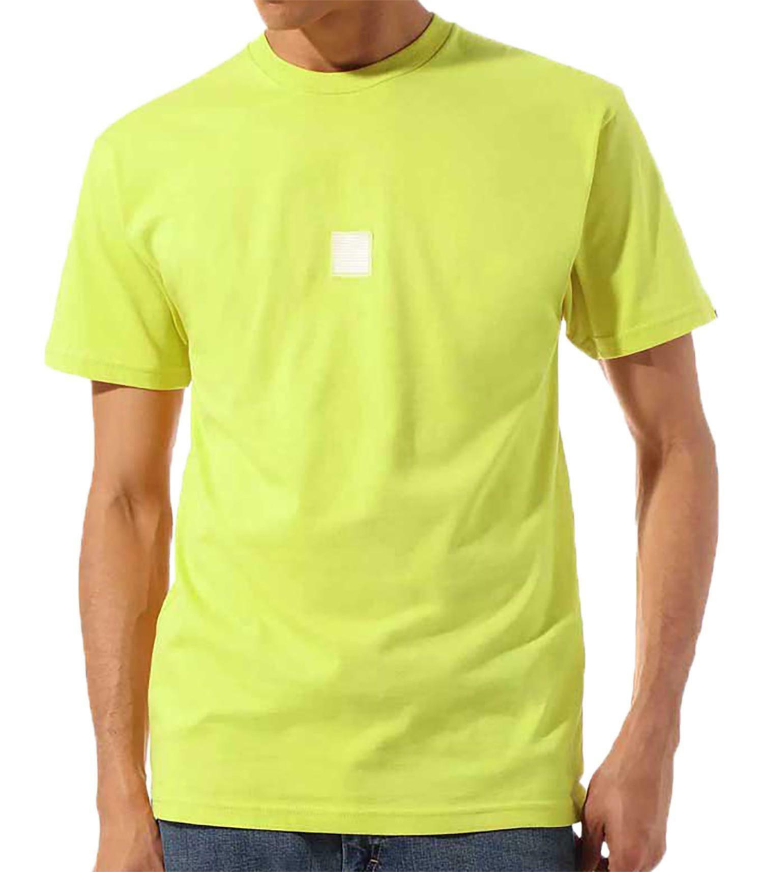 vans giallo fluo