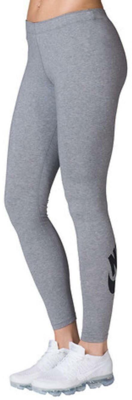 nike nike nsw leggings donna grigi