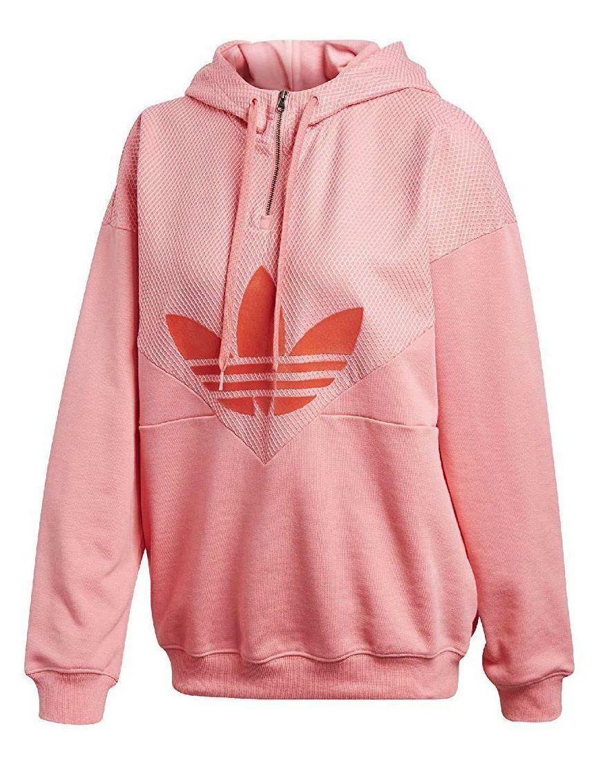 felpa donna rosa adidas