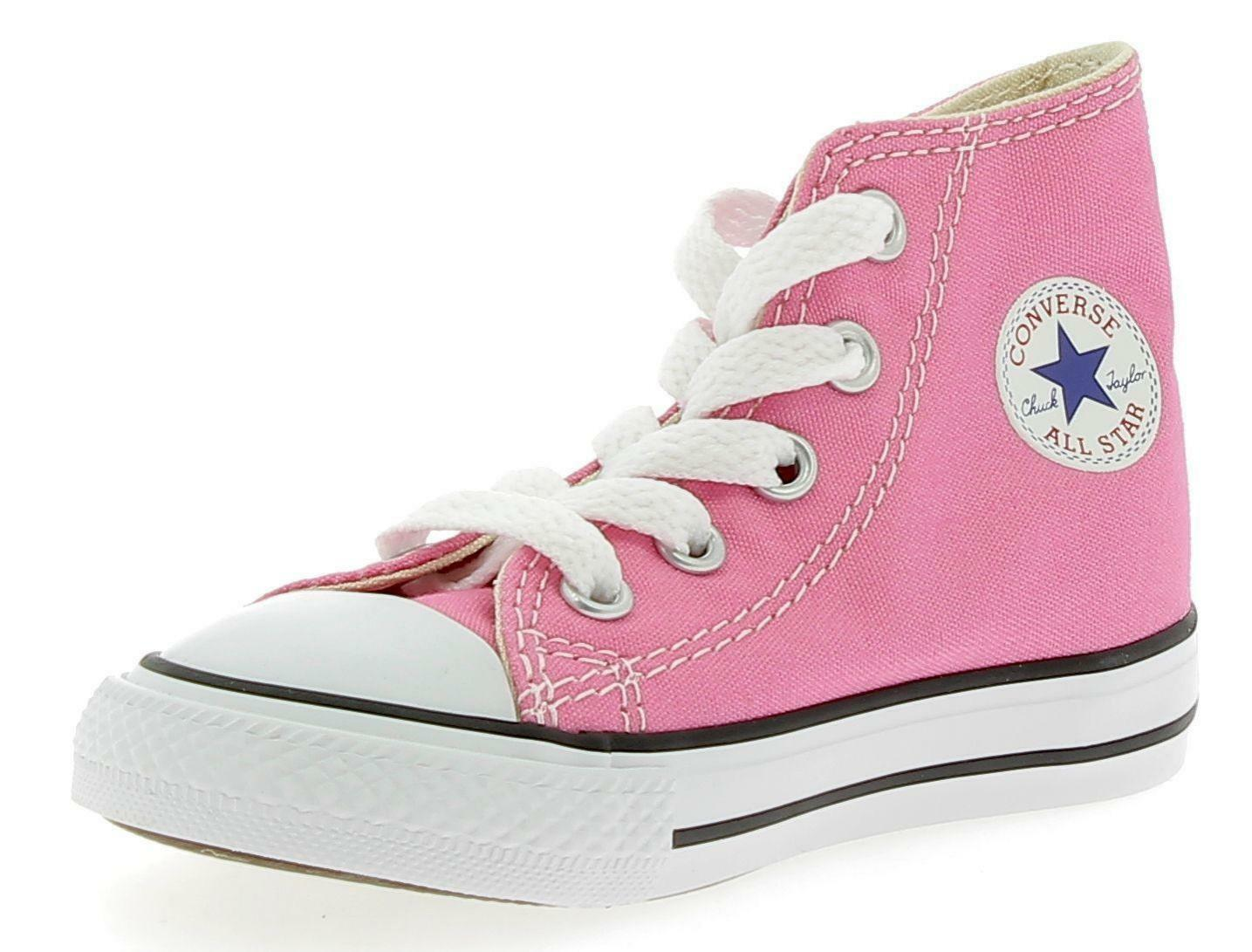 converse converse inft c/t allstar scarpe sportive bambina rosa 7j234c