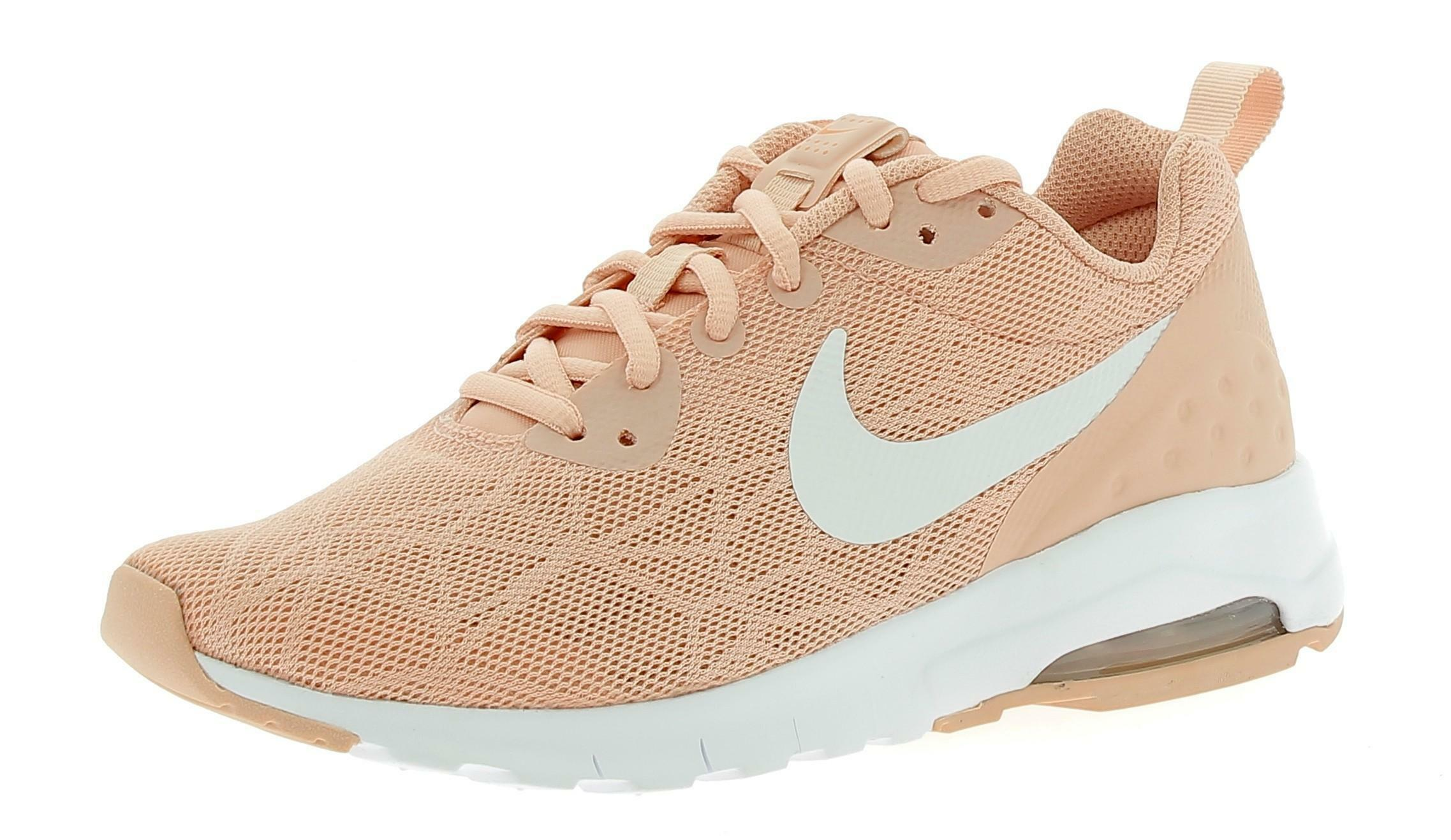 the best attitude 231fd 3bfb4 Details about Nike Air Max Motion Women s Sports Shoes Pink 844895605
