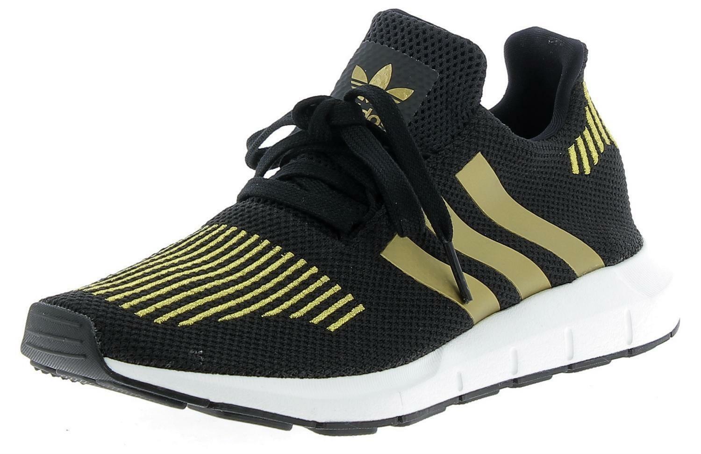 Scarpe Nere 7yv6yfgb Run Tela Donna Swift Adidas Sportive D29IEYeWHb
