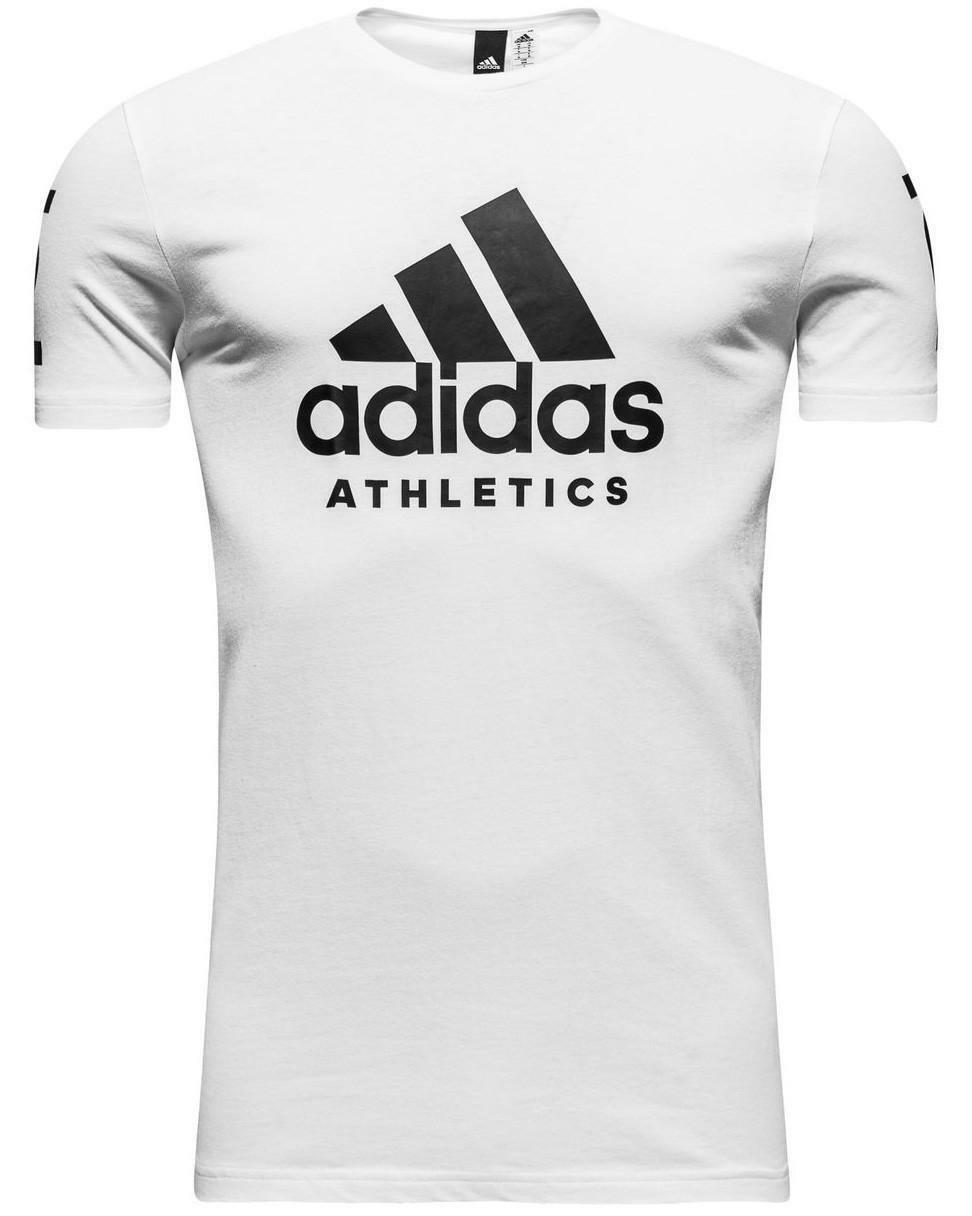 adidas 360 t-shirt uomo bianca