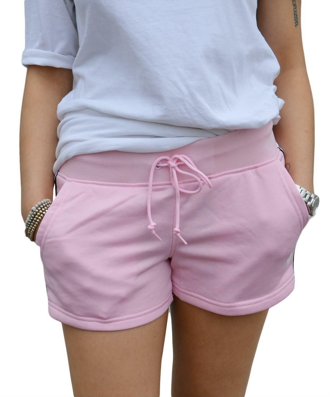 converse converse street sport pantaloncini donna rosa 10005764a03