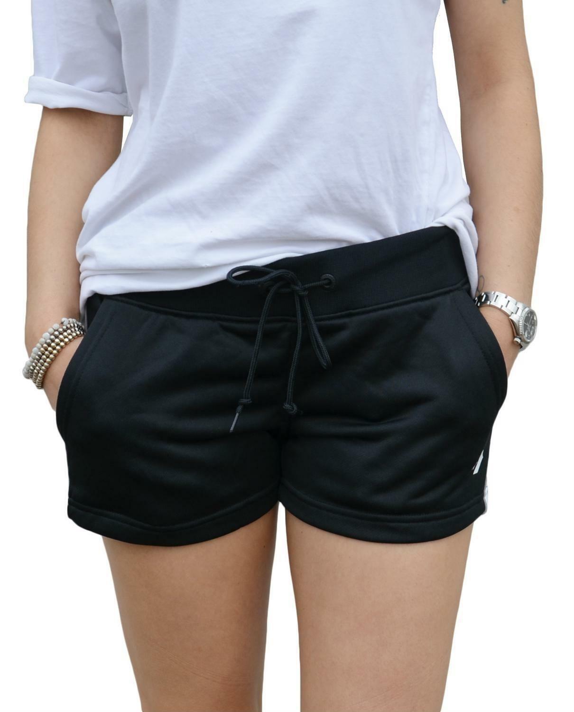 converse converse street sport pantaloncini donna neri 10005764a02