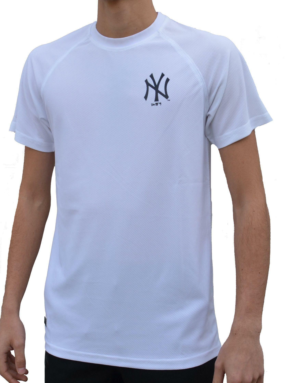 new era new era stealth de tee t-shirt uomo bianca