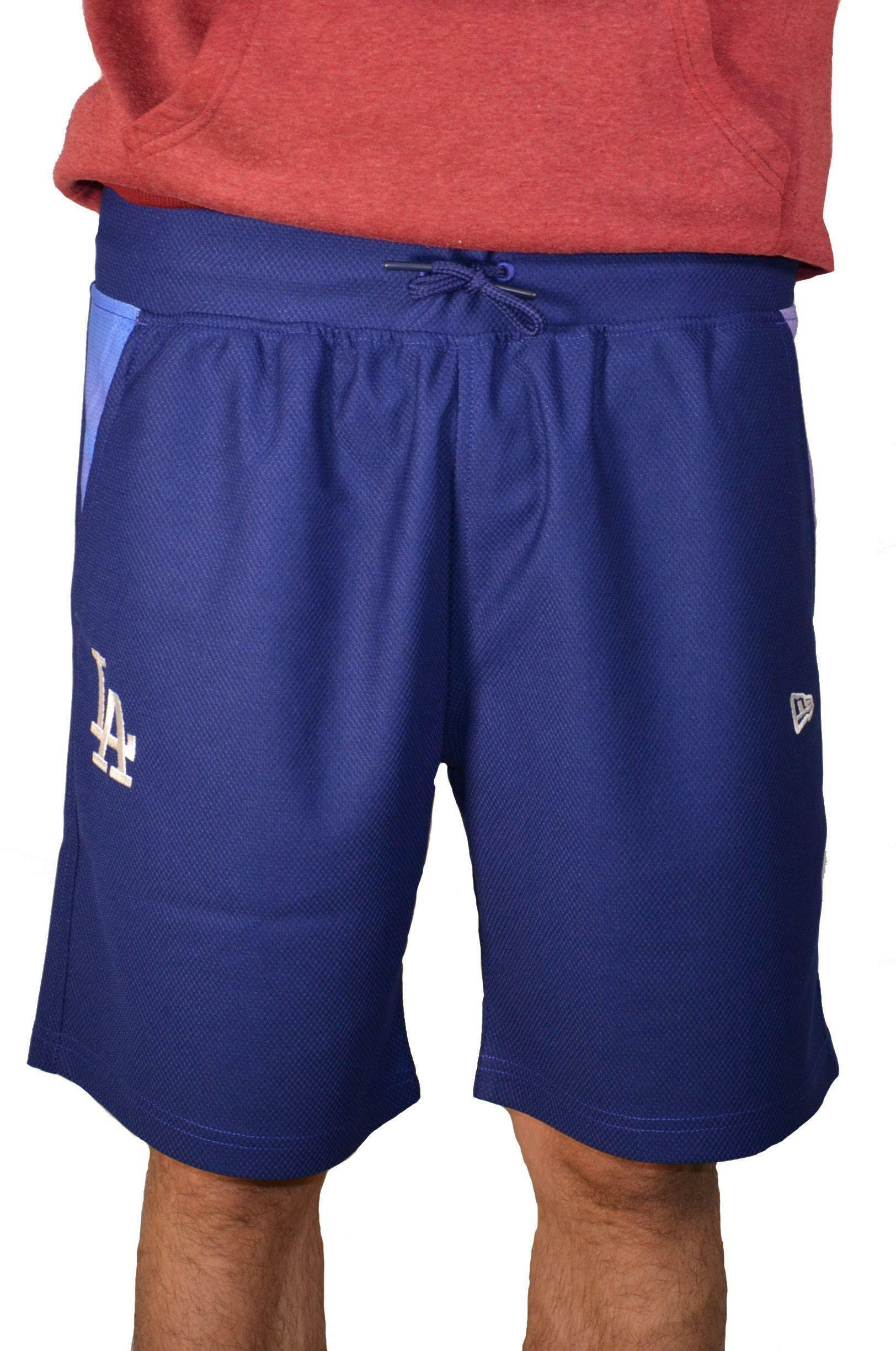 new era new era west coast pantaloncini uomo blu