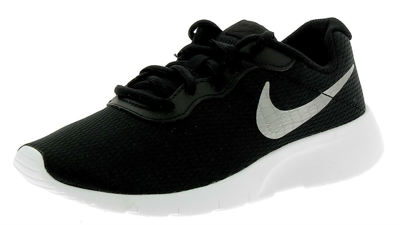 nike nike tanjun gs scarpe sportive nere