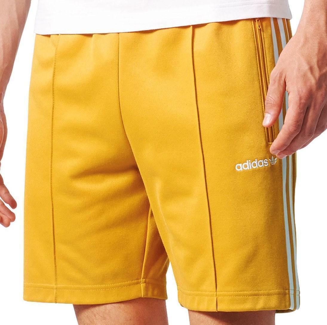 adidas adidas bb pantaloncino uomo giallo
