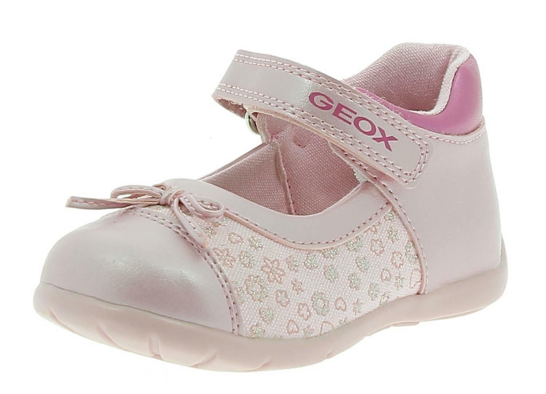 geox geox elthan ballerine bambina rosa