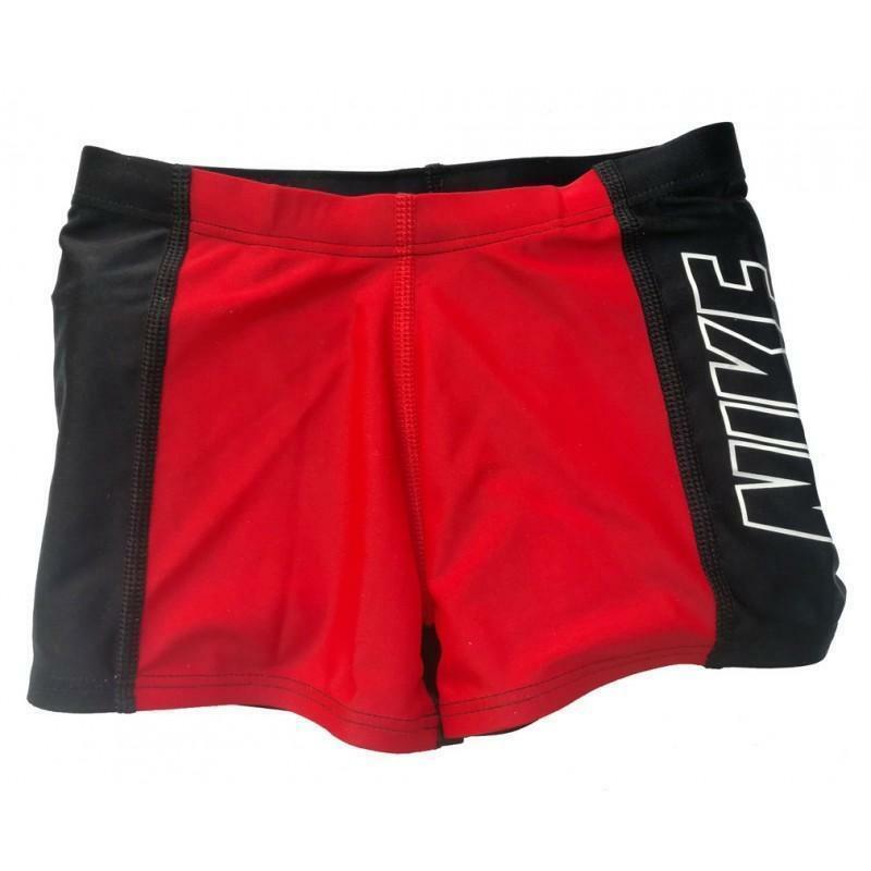 nike nike boxer costume bambino rosso ness82104614