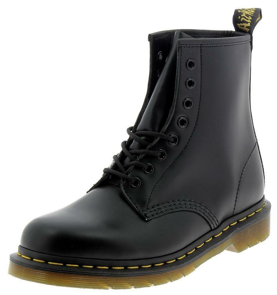 dr. martens dr. martens air wair scarponcino nero pelle 10072004