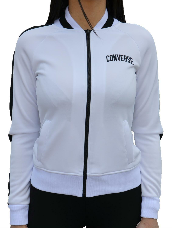converse converse giacchetto donna bianco 7402a02