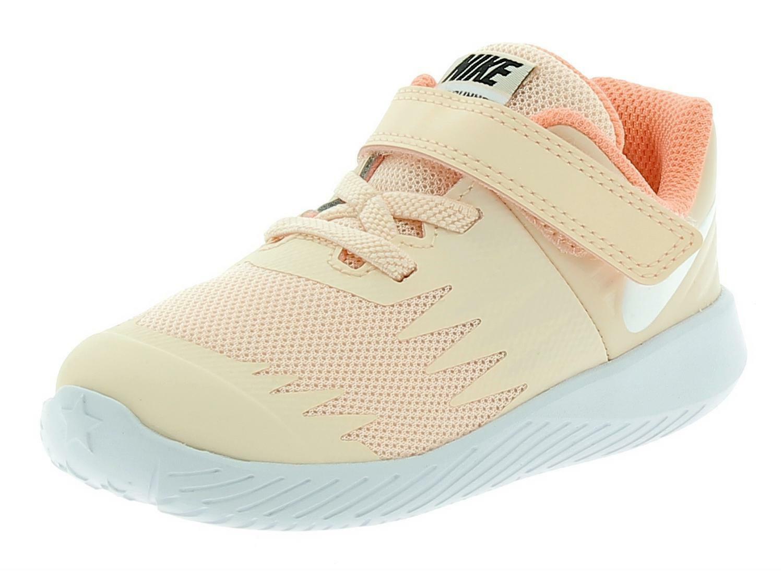 Bambina Star Rosa Scarpe Nike Chiaro 907256800 Tdv Runner Sportive 5j34ARL