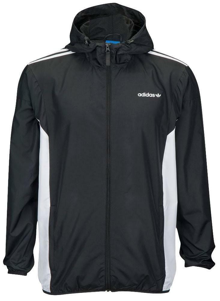 adidas adidas clr84 wb giacca a vento uomo nera bk0002