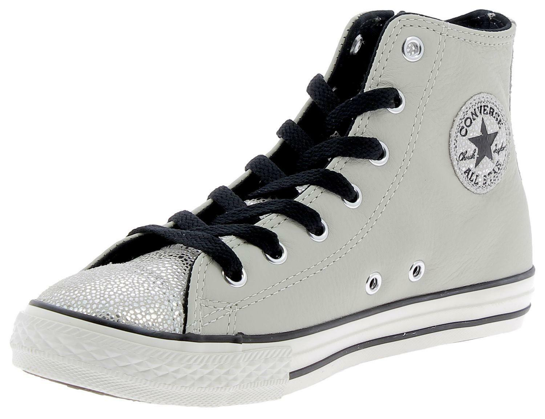 converse converse ctas side zip s scarpe sportive argento 655161c