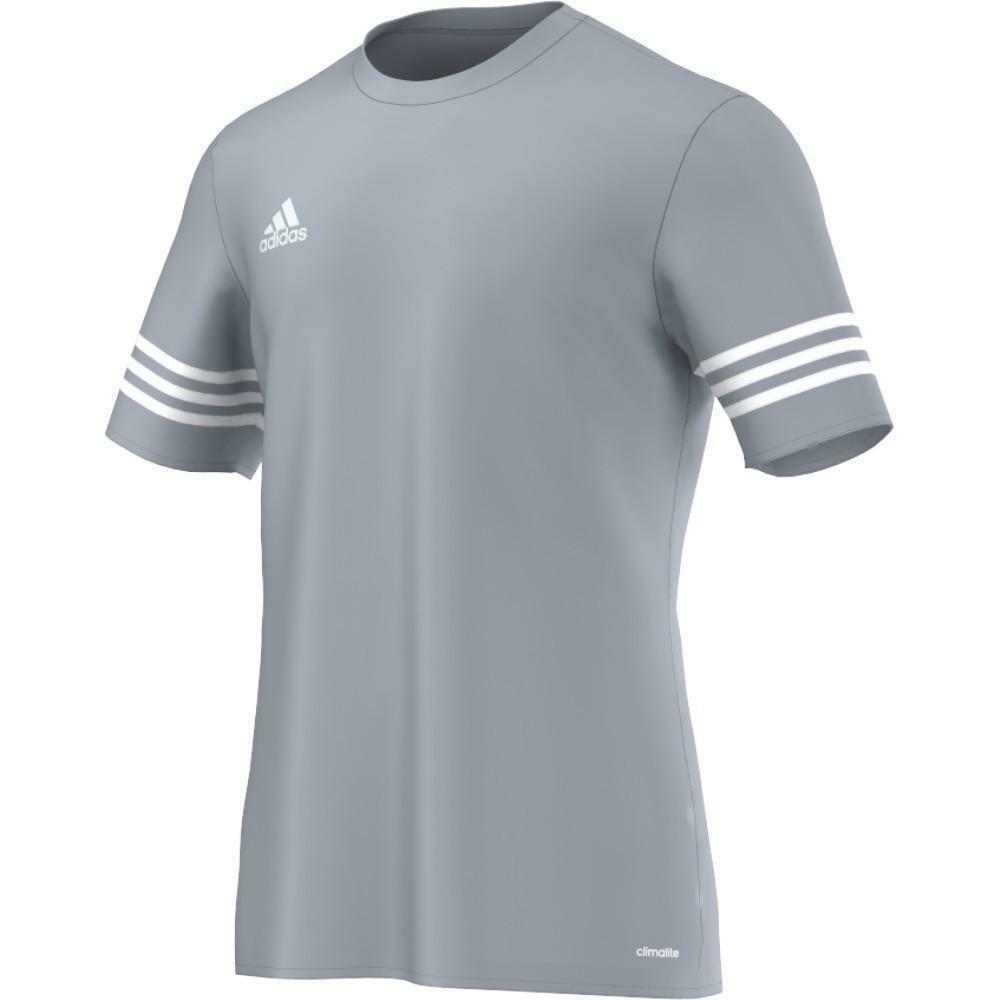 adidas t-shirt bambino grigia entrada 14
