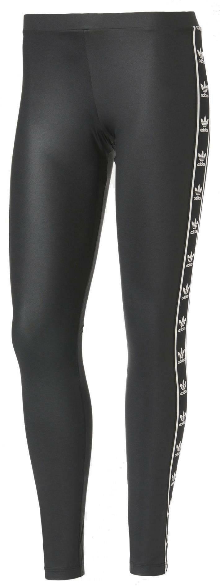 adidas adidas original leggings donna neri