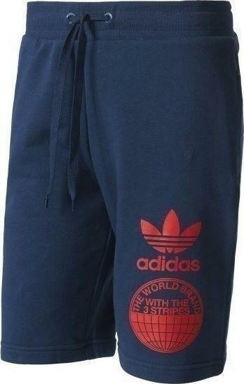 adidas adidas street graph s pantaloncini uomo blu