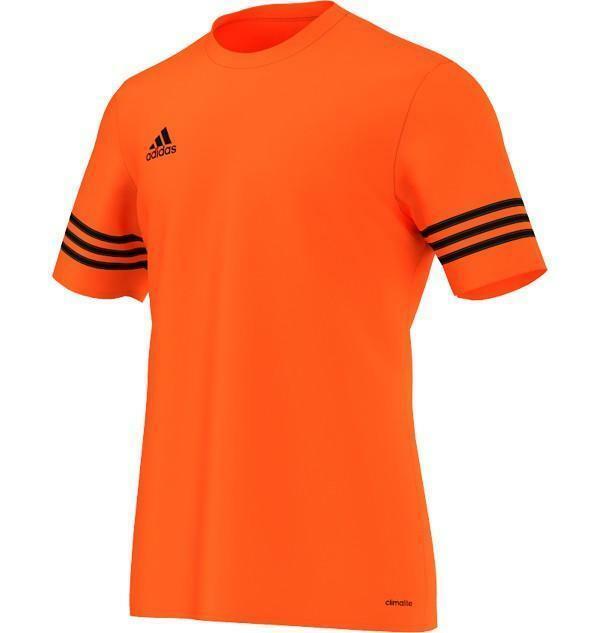 adidas adidas t-shirt bambino arancio entrada 14