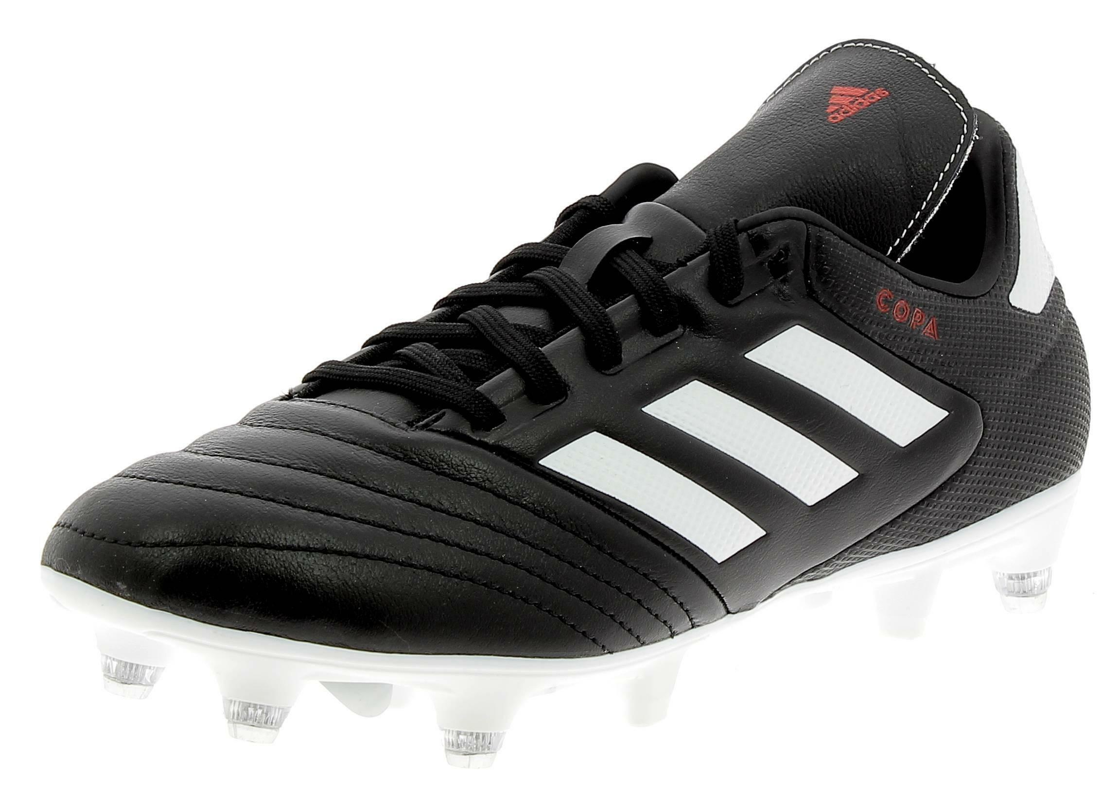 adidas adidas copa 17.3 sg scarpini calcio uomo neri