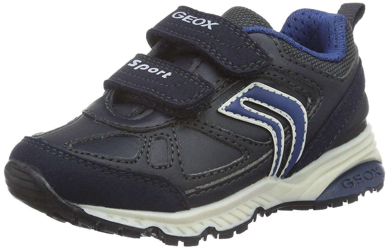 geox geox bernie scarpe sportive bambino blu j6411ac4262