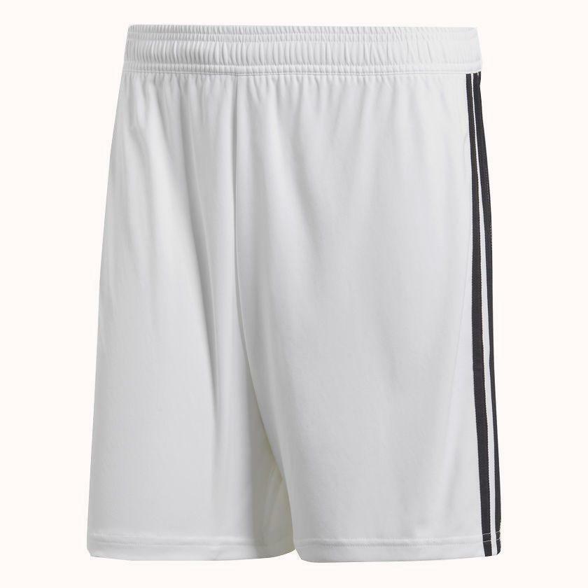 adidas adidas juventus pantaloncini  home 2018/2019 bianchi uomo cf3502