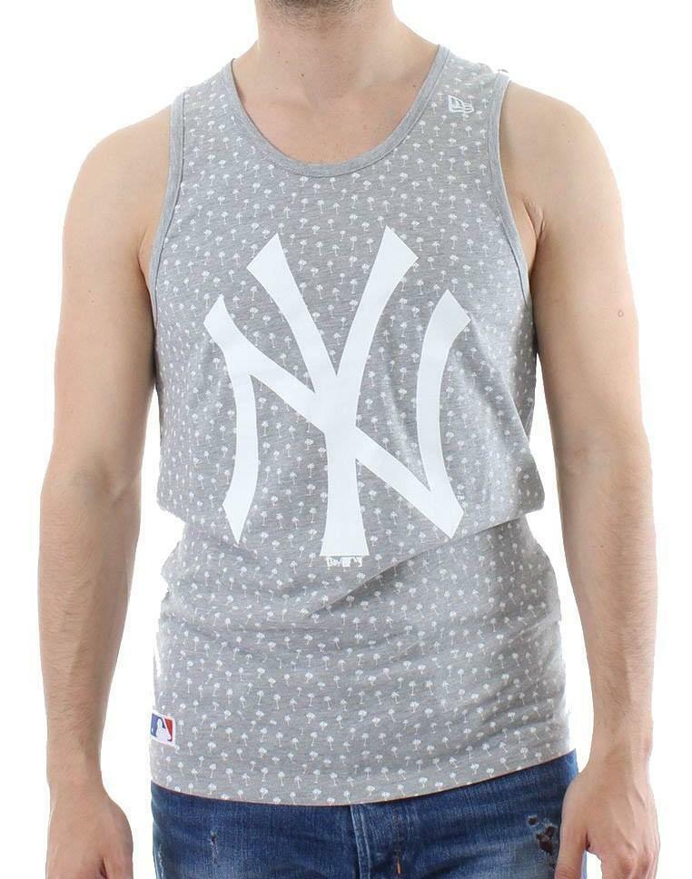 new era new era mlb new york yankees canotta uomo grigia 11245734
