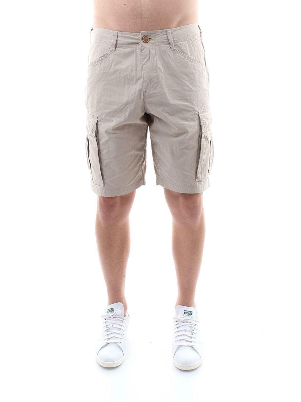 napapijri napapijri noto pantaloncini uomo beige n0yhf6nb1