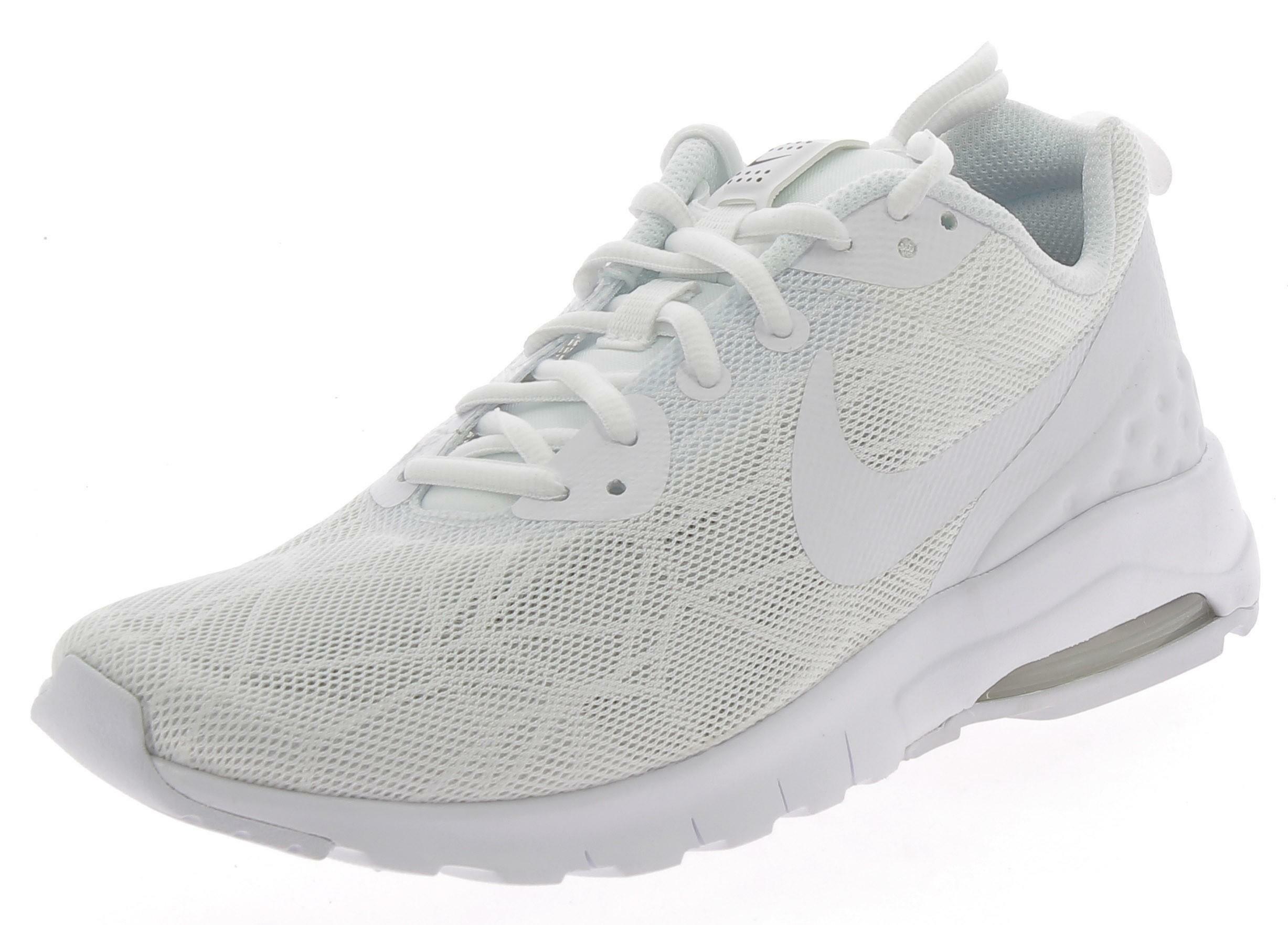 separation shoes 0a754 9d084 Nike Air Max Motion LW SE Scarpe Sportive Donna Bianche 844895101