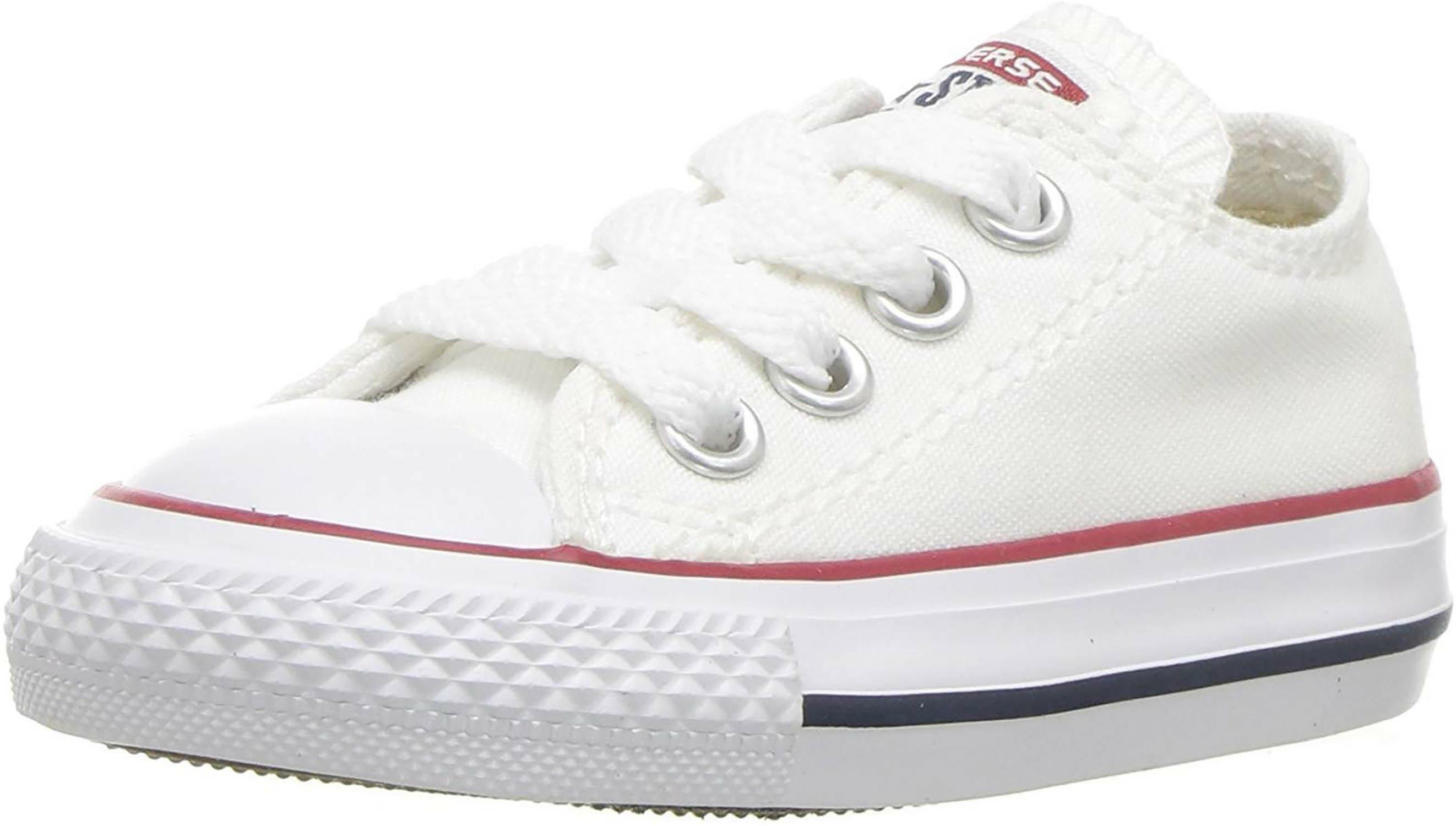 converse all star bimbo bianche