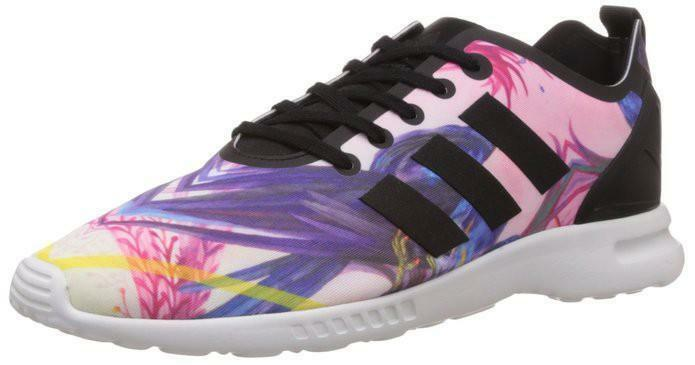 adidas adidas zx flux smooth w scarpe sportive donna multicolor s82937