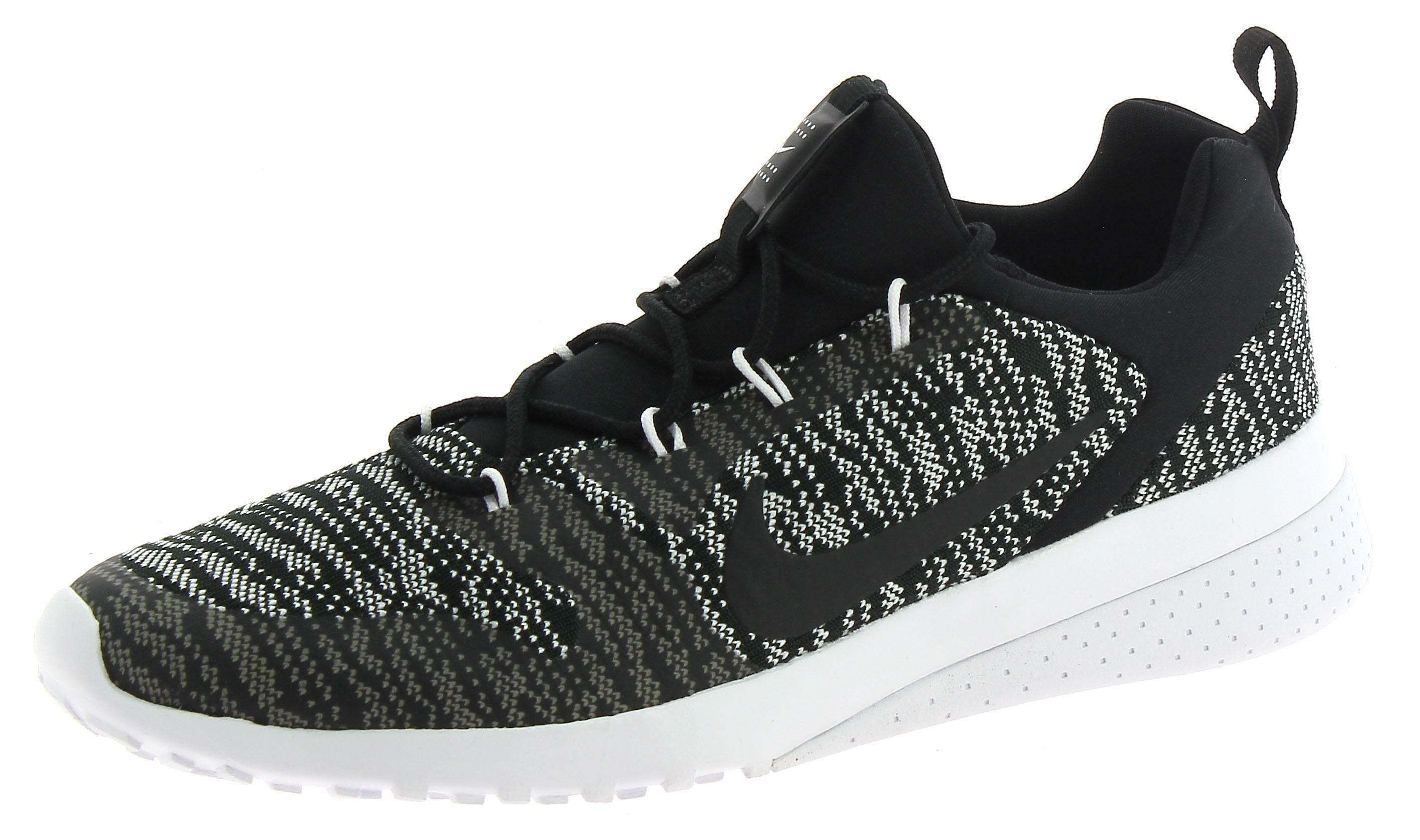 quite nice 1f143 ad890 Nike CK Racer Hombres Negro Sports Shoes 916780009