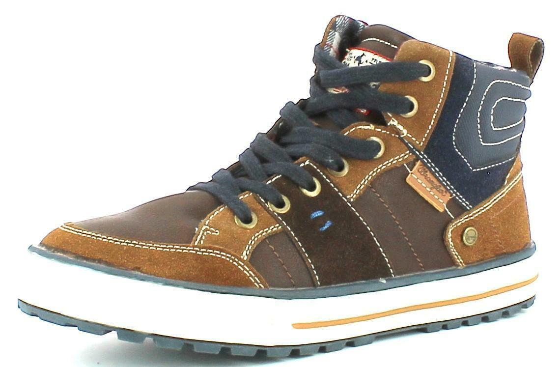 wrangler wrangler scarpe bambino marroni nebraska