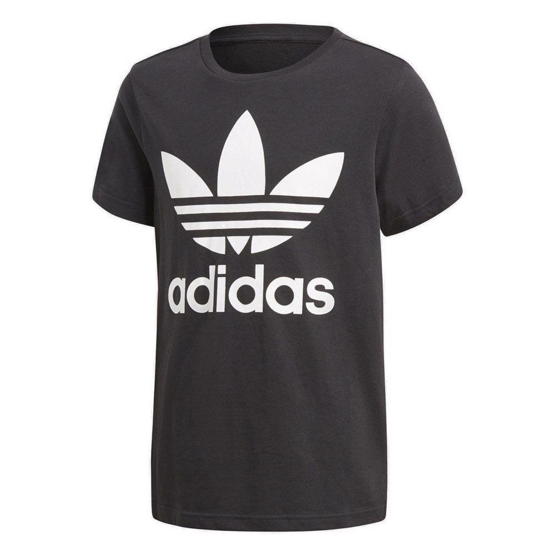 adidas adidas j trf t-shirt bambino/a nera cf8545