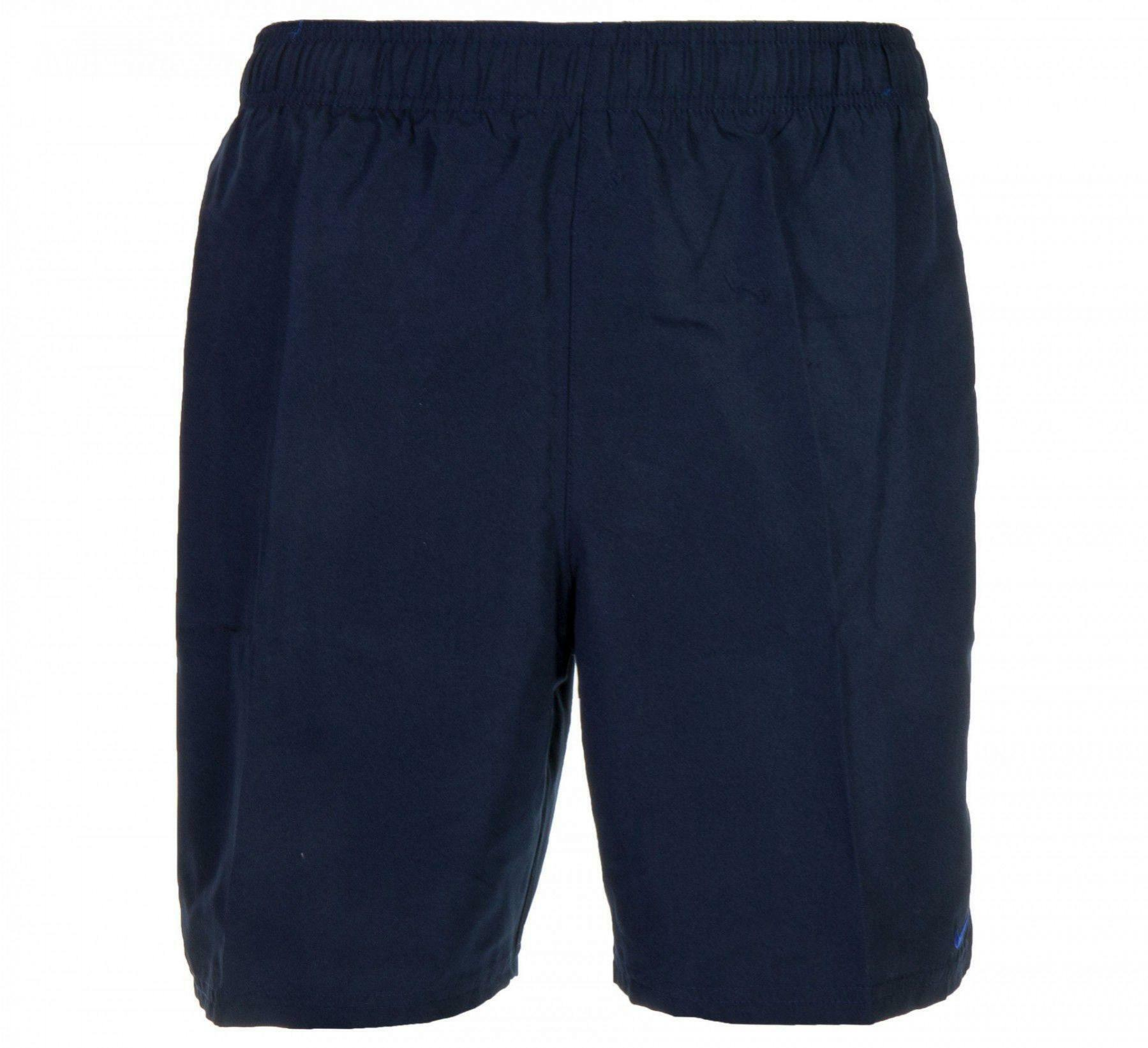 nike nike 7 volley short costume uomo blu scuro ness8510-489