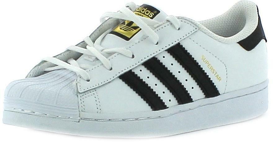 adidas adidas superstar foundation c scarpe sportive bianche ba8378