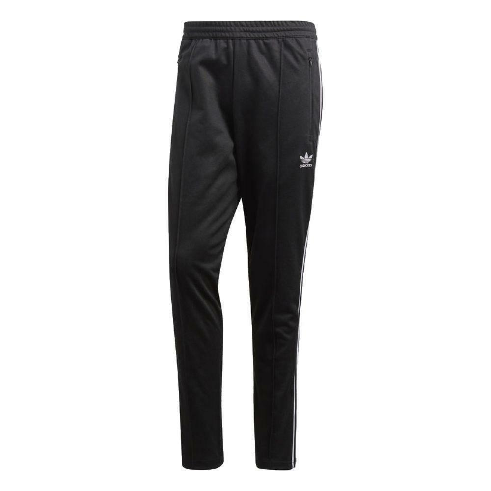 adidas adidas originals beckenbauer pantaloni tuta neri